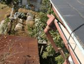 雨樋全交換、軒天・天井・外壁修繕工事