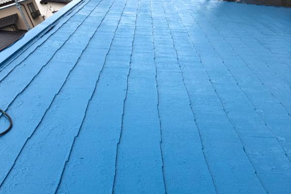 屋根塗装 岡山市 A様