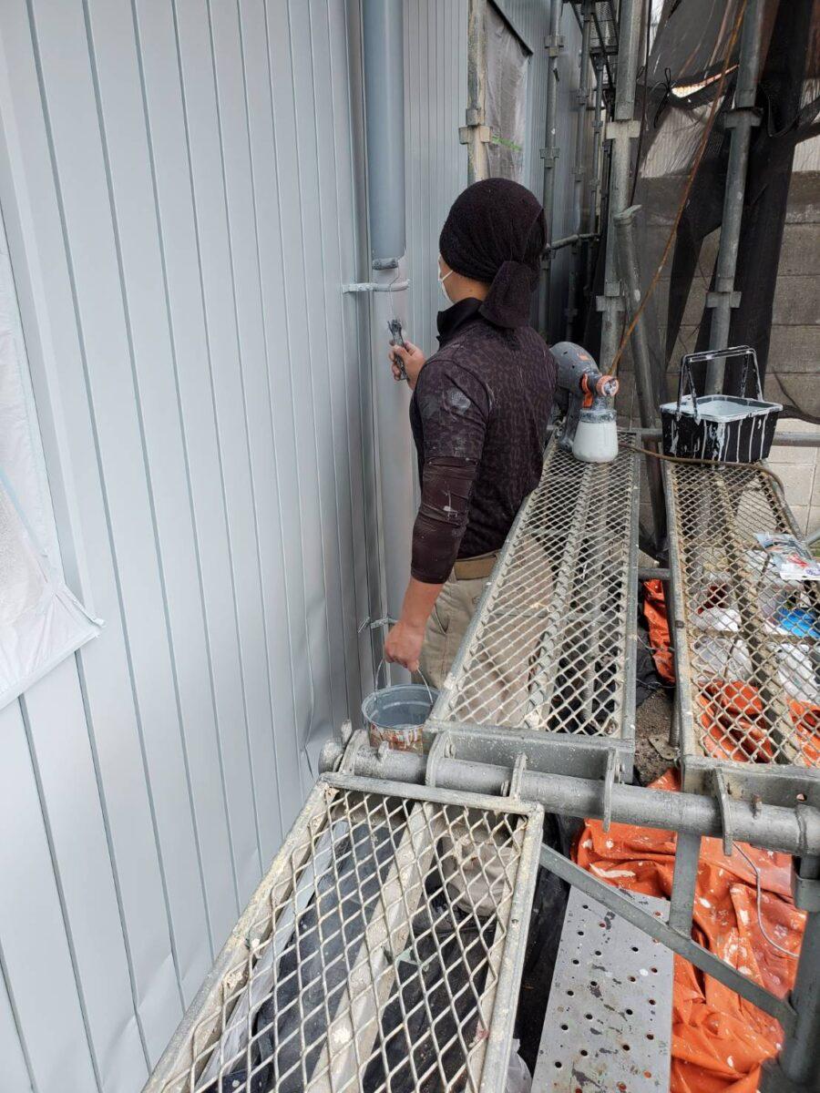 岡山県 玉野市 外壁塗装 H様