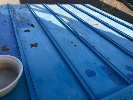 岡山県 玉野市 屋根 塗装工事 無料見積もり H様